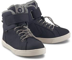 Hummel, Boots Splash Jr Tex in dunkelgrau, Stiefel für Jungen