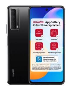 Huawei Smartphone P Smart 2021 schwarz ,  128 GB