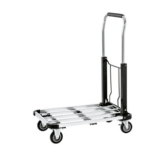 MyTool              Rollwagen, ausziehbar, silber-schwarz