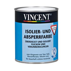 Vincent              Isolier- und Absperrfarbe, 0,75 L
