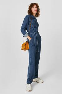 Jeans-Jumpsuit - recycelt