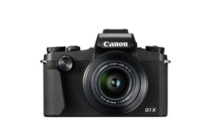 CANON PowerShot G1 X Mark III Digitalkamera Schwarz, 24.2 Megapixel, 3fach opt. Zoom, Touchscreen-LCD (TFT), WLAN