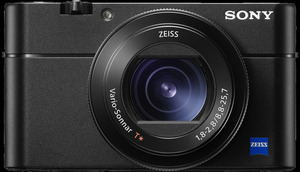 SONY Cyber-shot DSC-RX100 VA Zeiss NFC Digitalkamera Schwarz, 20.1 Megapixel, 2.9x opt. Zoom, Xtra Fine/TFT-LCD, WLAN