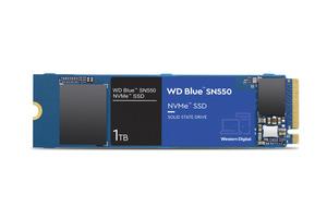 WD Blue™ SN550 NVMe™ 1 TB Festplatte  in Blau