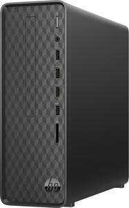 HP Slim Desktop S01-aF0307ng Desktop PC mit AMD Ryzen 3, 512 GB, AMD Radeon Grafik und 8 GB RAM