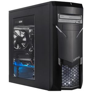 CAPTIVA R49-659 Gaming PC mit Ryzen™ 7, 120 GB, GeForce® GTX 1660 und 8 GB RAM