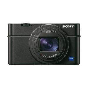 SONY Cyber-shot DSC-RX 100 VI Zeiss NFC Digitalkamera, 20.1 Megapixel in Schwarz
