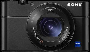 SONY Cyber-shot DSC-RX100 VA Zeiss NFC Digitalkamera, 20.1 Megapixel in Schwarz