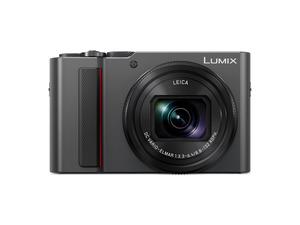 PANASONIC Lumix DC-TZ202 LEICA Digitalkamera, 20 Megapixel in Silber