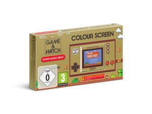 NINTENDO Game & Watch: Super Mario Bros. Spielekonsole in Mehrfarbig
