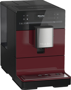 MIELE CM 5310 Silence Kaffeevollautomat in Brombeerrot