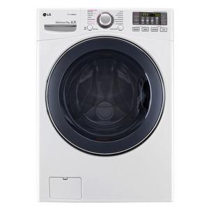 LG F 11WM 17VT2 Waschmaschine mit 1100 U/Min. in Weiß