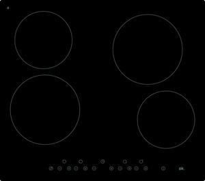 OK. OBH 26322 Glaskeramikkochfeld 590 mm | SATURN