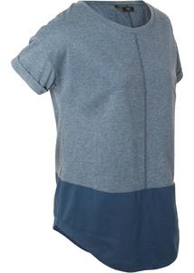 Sport-Shirt mit Kontrastdetails, kurzarm
