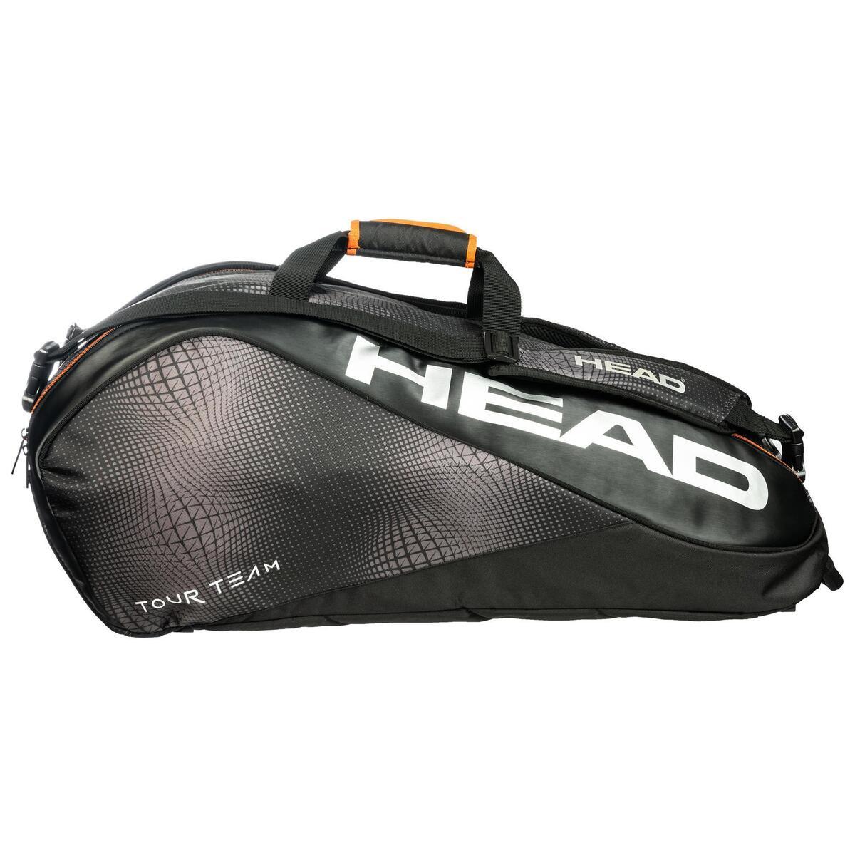 Bild 2 von Tennistasche Tour Team Supercombi schwarz
