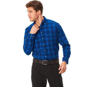 Dunmore Freizeithemd, kariert, Button-Down, Brusttasche, für Herren