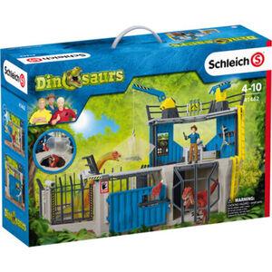 Schleich Dinosaurs - Spielfiguren-Set Große Dino-Forschungsstation 41462