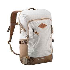 Wanderrucksack Naturwandern NH500 20Liter beige