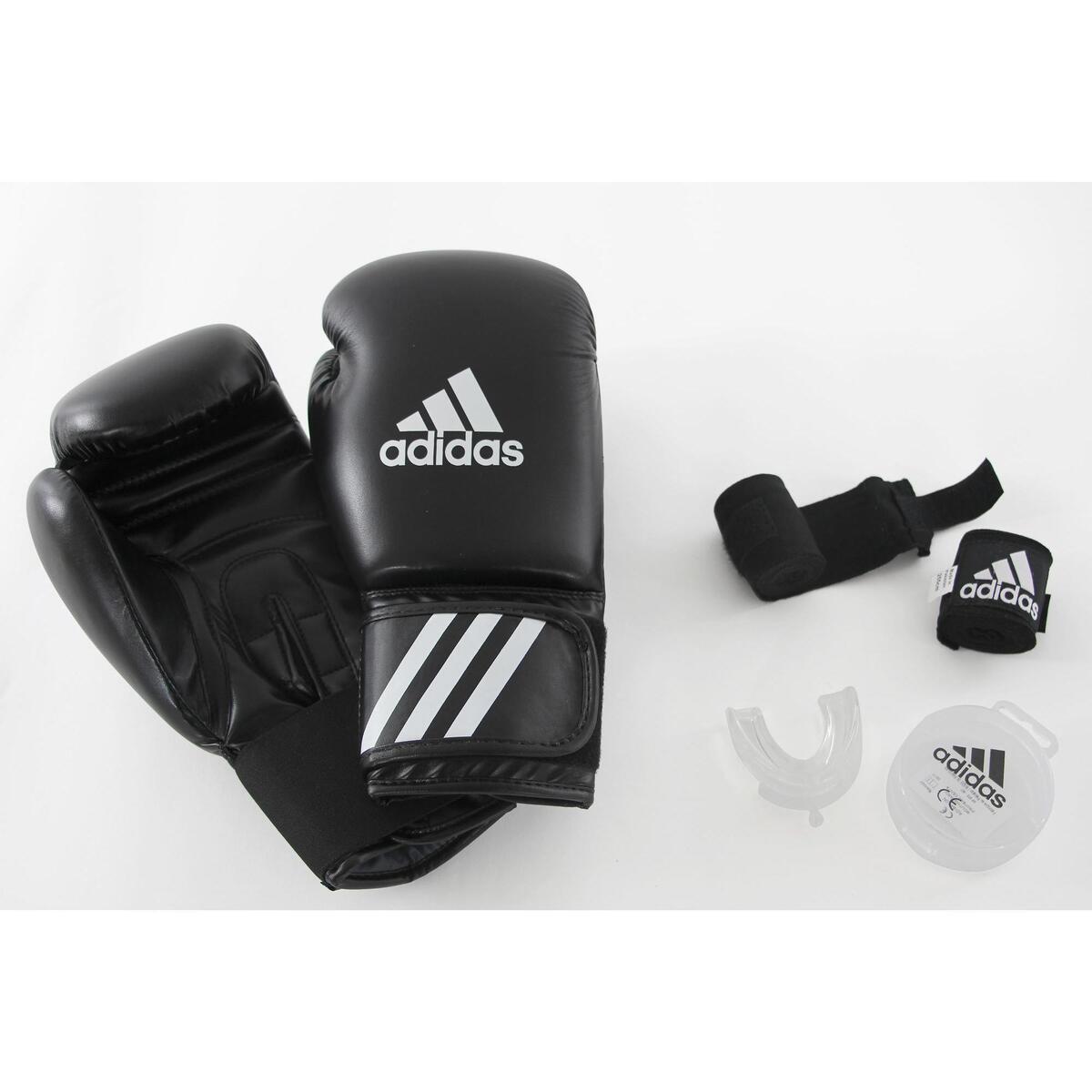 Bild 2 von Box-Set Einsteiger Handschuhe Bandagen Mundschutz