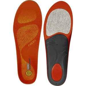 Skischuhe Einlegesohlen starke Fußwölbungen