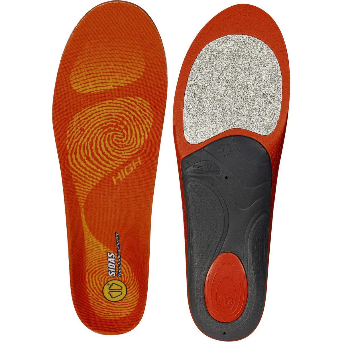 Bild 2 von Skischuhe Einlegesohlen starke Fußwölbungen