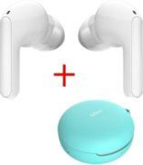 LG »TONE Free FN6« Kopfhörer (Kabelloses Laden, inkl. Macaron Case im Wert von UVP 9,90)