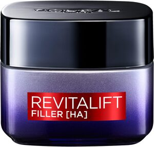 L'ORÉAL PARIS Nachtcreme »RevitaLift Filler Nacht«, mit Fibroxyl und purer Hyaluronsäure