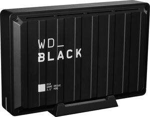 "WD_Black »D10 Game Drive« externe Gaming-Festplatte 3,5"" (8 TB) 250 MB/S Lesegeschwindigkeit)"