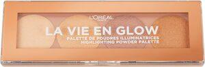 L'ORÉAL PARIS Highlighter-Palette »La vie en glow Nr. 1«