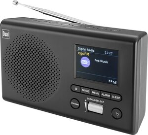 Dual »MCR 4« UKW-Radio (UKW mit RDS, Digitalradio (DAB), 2 W)