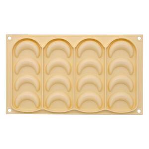 Birkmann Backform , 253155 , Creme , Kunststoff , 29.5x17x1.5 cm , 004075009801