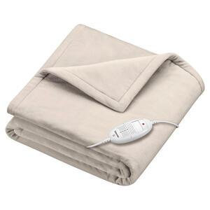 Beurer Heizdecke 130/180 cm beige , 424.15 , Textil , 130x180 cm , 003610000201