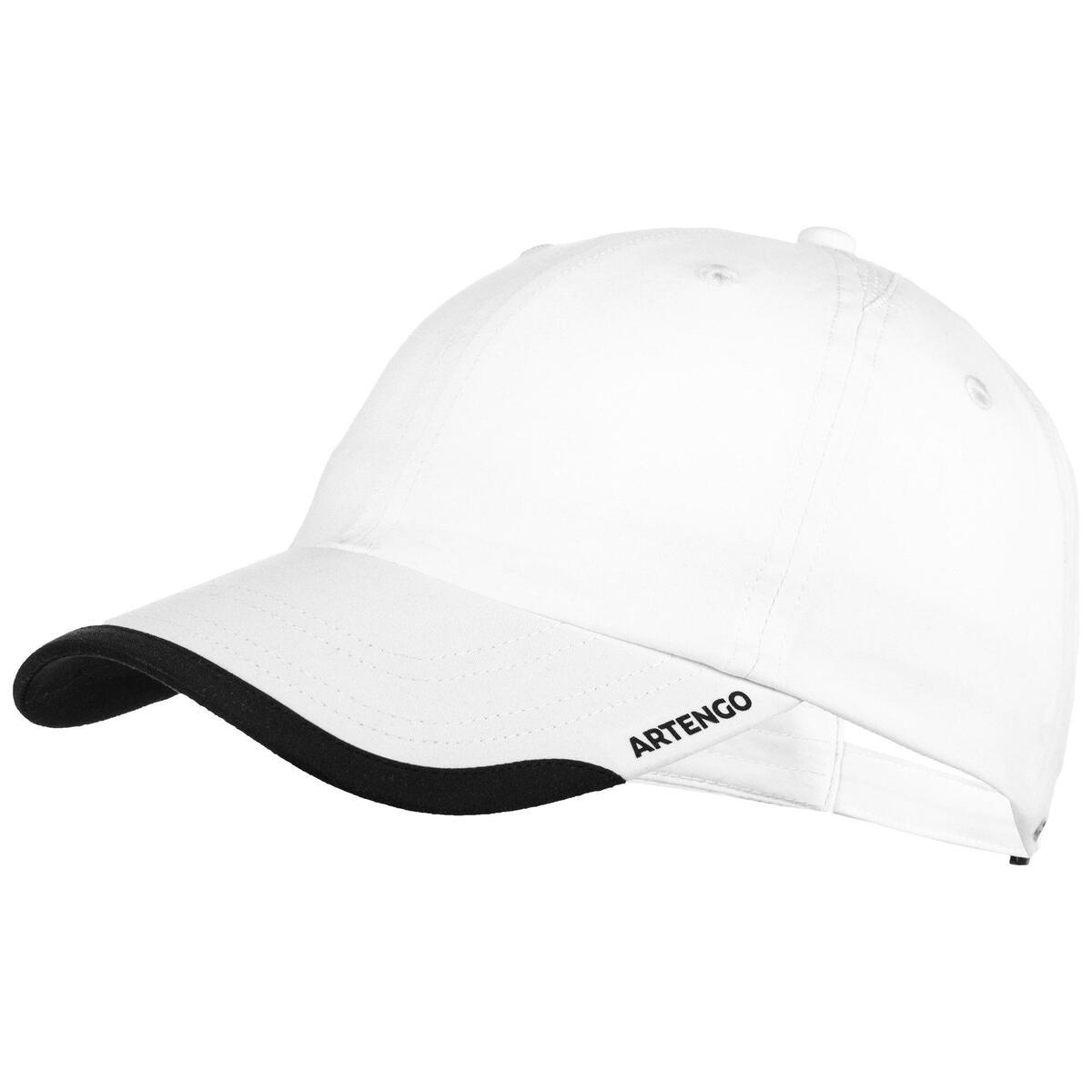 Bild 2 von Schirmmütze Tennis-Cap TC 100 flexibel Gr. 58 weiss