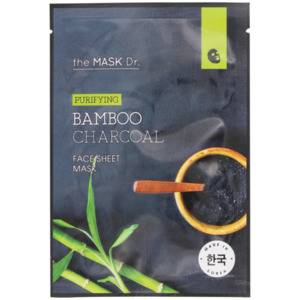 The Mask Dr. Gesichtsmaske Bamboo Charcoal