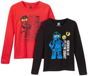 Langarmshirt »Lego Ninjago«