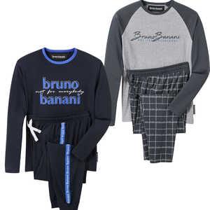 BRUNO BANANI  Herren-Pyjama