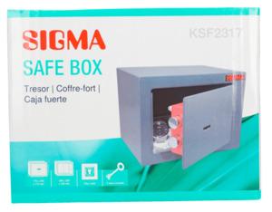 SIGMA KSF 2317 Minitresor