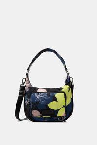 Arty Tasche mit Blumen
