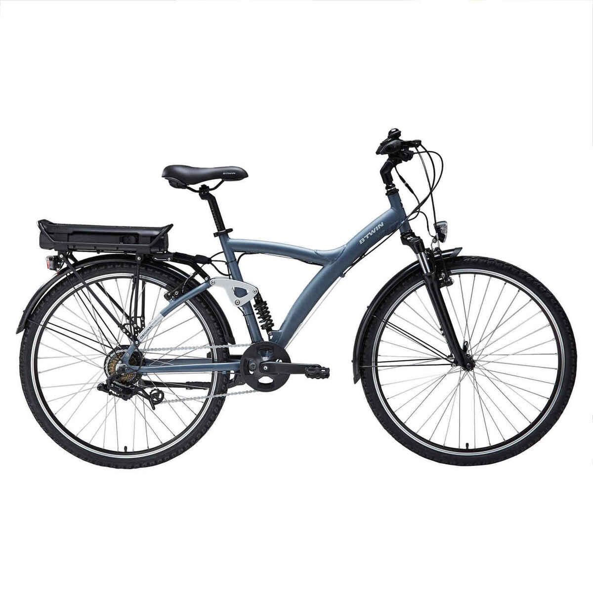 Bild 1 von E-Bike Trekkingrad 26/28 Zoll Original 920E graublau