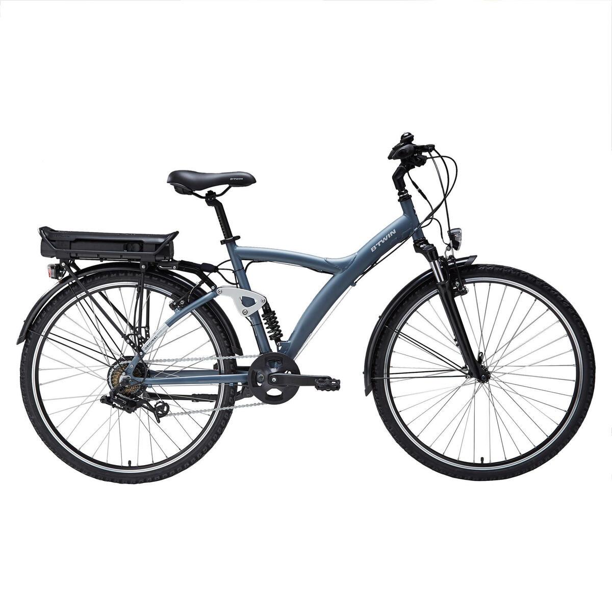 Bild 2 von E-Bike Trekkingrad 26/28 Zoll Original 920E graublau