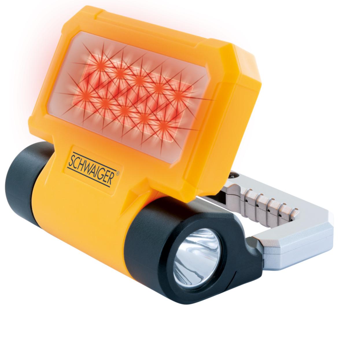 Bild 2 von Schwaiger Arbeitsleuchte mit integrierter Taschenlampe