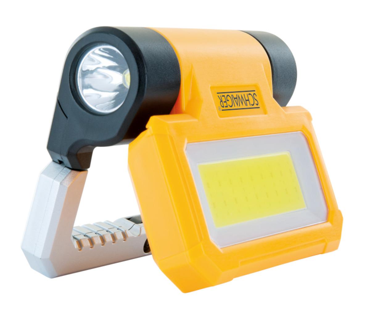 Bild 5 von Schwaiger Arbeitsleuchte mit integrierter Taschenlampe