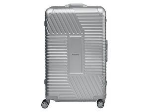 TOPMOVE® Aluminium Koffer 89l, silber