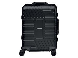 TOPMOVE® Aluminium Koffer 32l, schwarz