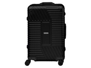 TOPMOVE® Aluminium Koffer 68l, schwarz