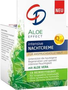 CD Aloe Effect intensive Nachtcreme