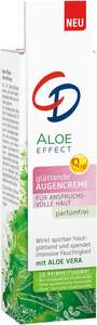 CD Aloe Effect glättende Augencreme