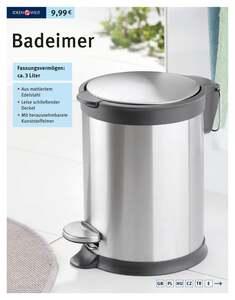 IDEENWELT Best Basics Badeimer