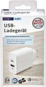 IDEENWELT Best Basics USB-Ladegerät