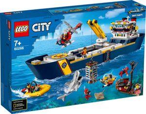 LEGO® City Oceans 60266 - Meeresforschungsschiff
